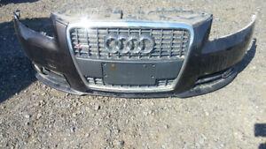 2005-2008 Audi A3 S-line Front Bumper+grille+fog lights