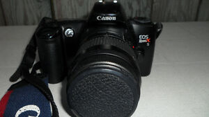 Canon Eos RebelX 35mm Camera $60. Takes film. Not a digital. Prince George British Columbia image 1