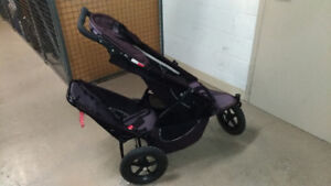 Phil and Ted's Sport - Double Stroller (with some accessories)
