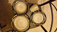 16 Piece Set of Pfaltzgeaff Dishes Vintage Brand New in Box