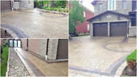 DRIVEWAY SEALING-ASPHALT-INTERLOCK-CONCRETE *SPRING SPECIALS*
