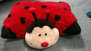 Large Ladybug Pillow Pet
