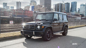 2008 Mercedes-Benz G-Class G55 AMG SUV, Crossover