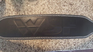 Weightlifting Belt - Size Large