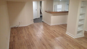 New Basement Apartment Near Downtown St. Catharines