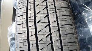 Will be gone quick, 4 bridgestone tires like new!!! 255/55r20