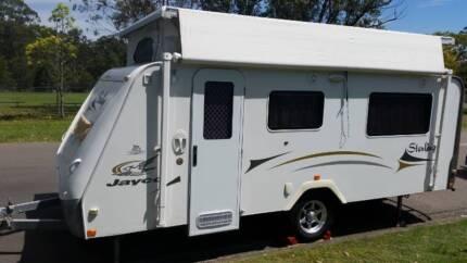 Immaculate Jayco Sterling Pop Top Caravan Croudace Bay Lake Macquarie Area Preview