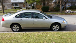 ESTATE SALE 2007 CHEVROLET IMPALA LS SEDAN 139,000KLM E&SAFETIED