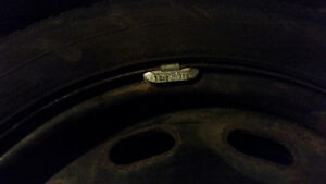 Winter Nordic Icetrac Tires P205/60 R15 Kitchener / Waterloo Kitchener Area image 10