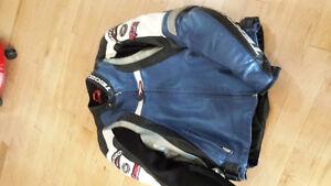 Teknic leather jacket $140 obo
