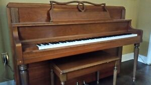 Apartment size Heintzman Piano