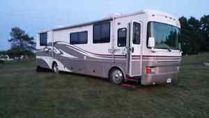 1999 Fleetwood Discovery pusher