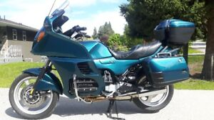 1992 BMW K1100 Collector Plated