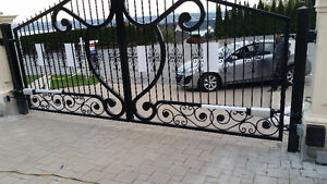 Swing gate opener (Installation cost is included)