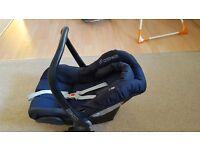 CAR SEAT MAXI COSI 0-9 kg