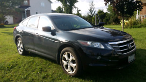 Accord cross tour