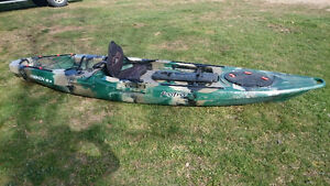 12.5 Moken Fishing Kayak
