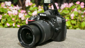 Like New - Nikon D3400 for Sale