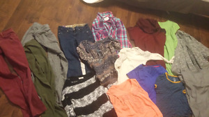 Ladies size small clothing lot