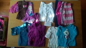 2T girls clothing. $25 for 11 items