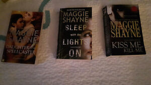 Books by Maggie Shayne
