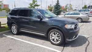 MUST GO! 2016 Dodge Durango Limited/AWD/Ext.Wrt/Backup/DVD