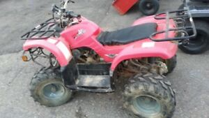 ATV for sale for parts