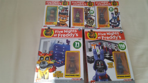 Five Nights at Freddys Construction Set