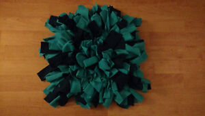 Snuffle mat (for dogs that eat too fast)