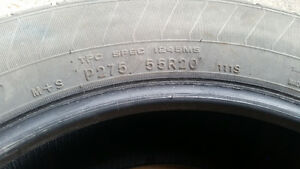 "20 "" Goodyear Eagle Tires"