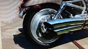 Wanted Vrod rear wheel