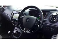2013 Renault Captur Crossover 1.5 dCi 90 Dynamique S MediaNa Manual Diesel Hatch