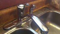 MOEN 2 hole sink Kitchen faucet