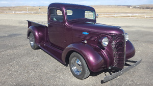 1938 Chevrolet 1/2 ton all steel.