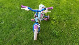 Child's bike girls