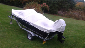 REDUCED. ......2011 LUND BOAT2014  Moter