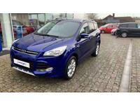 2016 Ford Kuga TITANIUM SPORT 2.0 TDCI AWD 180ps Manual Hatchback Diesel Manual