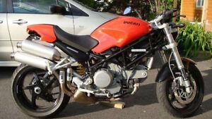 Vends Ducati Monster S2R 800