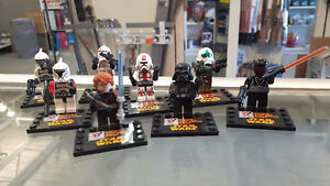 NEW Star Wars Lego compatible characters
