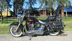 Immaculate Heritage Softail Classic
