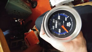 Autometer Oil pressure gauge cobalt