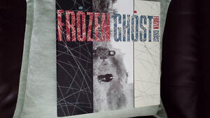 FROZEN GHOST VINYL ! ORIG PRESS MINTY !
