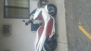 Gas scooter for sale