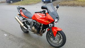 Kawasaki z750s trade for pwc