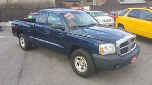 2007 Dodge Dakota EXTENDED CAB 4X4 *** CERTIFIED *** $6495