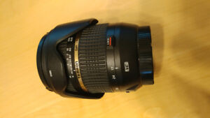 Tamron AF 17-50mm F/2.8 SP XR Di II VC for Canon