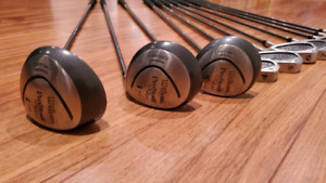 Wilson ProStaff OD graphite shaft golf set - excellent condition