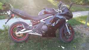 4 sport motorcycle available for sale see detail