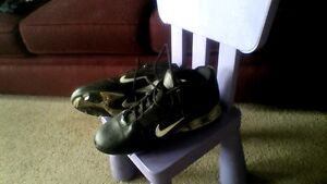 Size 14 A-Rod brand baseball metal cleats
