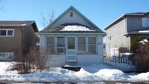 Cozy bungalow for sale at 240 Head Avenue in The Pas